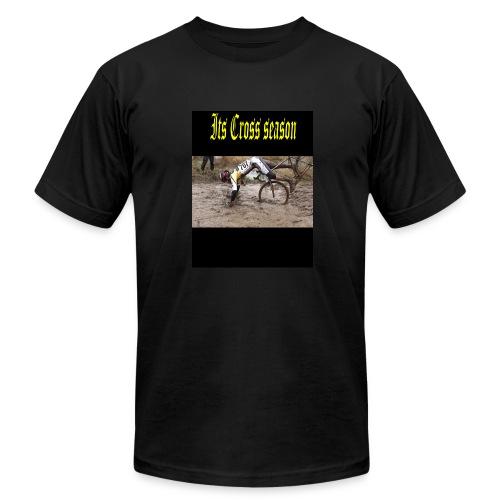 its cross season - Men's  Jersey T-Shirt