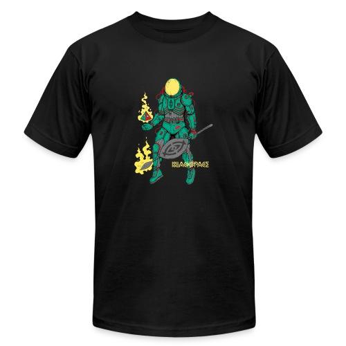 Afronaut - Men's Fine Jersey T-Shirt
