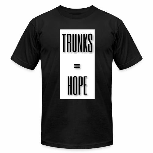 TRUNKS=HOPE - Men's Fine Jersey T-Shirt