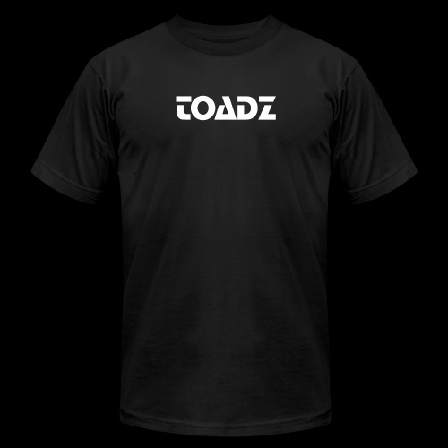Toadz White - Men's Fine Jersey T-Shirt