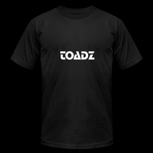 Toadz White - Men's Fine Jersey T-Shirt