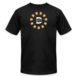 Decent Bet Icon - Men's Fine Jersey T-Shirt