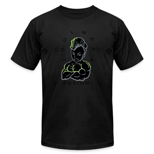Jodi Merk - Black - Men's  Jersey T-Shirt