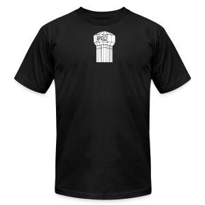 Arnold water tower - Men's Fine Jersey T-Shirt