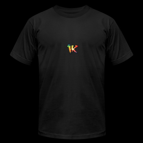 BURGER OG 1k LOGO - Men's Fine Jersey T-Shirt