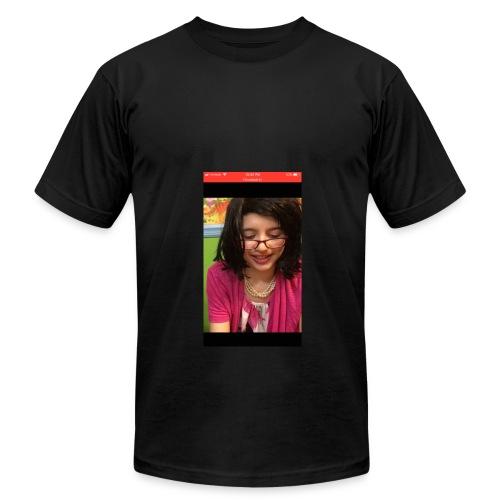 RyFitz as a Girl - Men's Fine Jersey T-Shirt