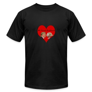 6th Period Sweethearts Government Mr Henry - Men's T-Shirt by American Apparel