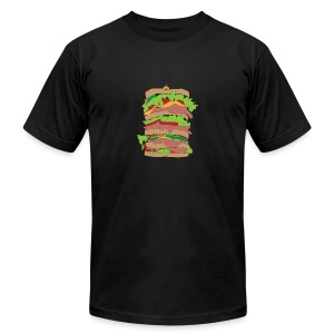The Dagwood - Men's Fine Jersey T-Shirt