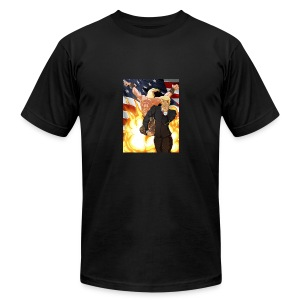 Trumps stand - Men's Fine Jersey T-Shirt