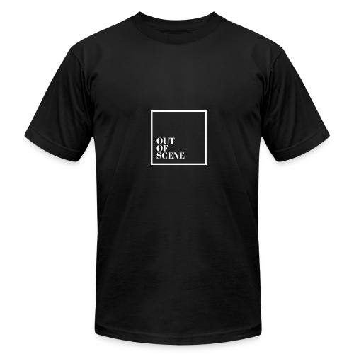 OUT OF SCENE - Men's Fine Jersey T-Shirt