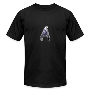 Avoh Black and white King edition - Men's T-Shirt by American Apparel