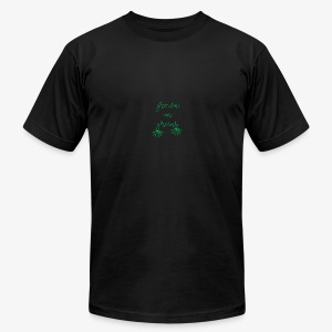 Grown on greens - Men's Fine Jersey T-Shirt