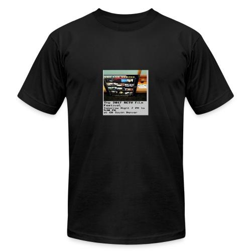 T Shirt 5 Front - Men's Fine Jersey T-Shirt