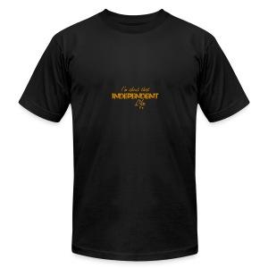 The Independent Life Gear - Men's Fine Jersey T-Shirt