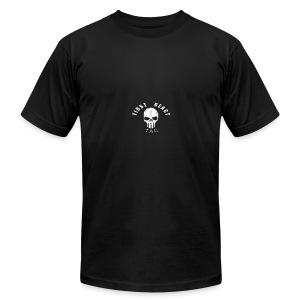 First React Tac Logo - Men's T-Shirt by American Apparel