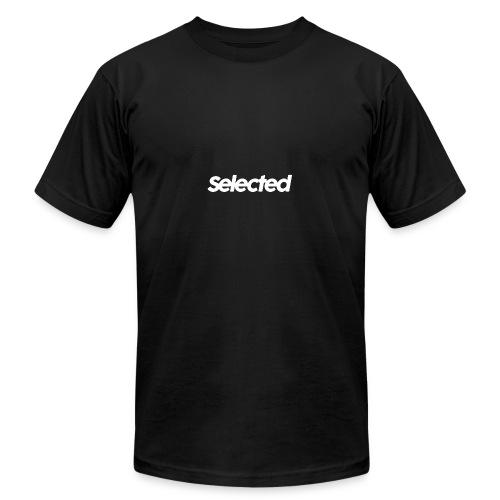 SELECTED - Men's Fine Jersey T-Shirt
