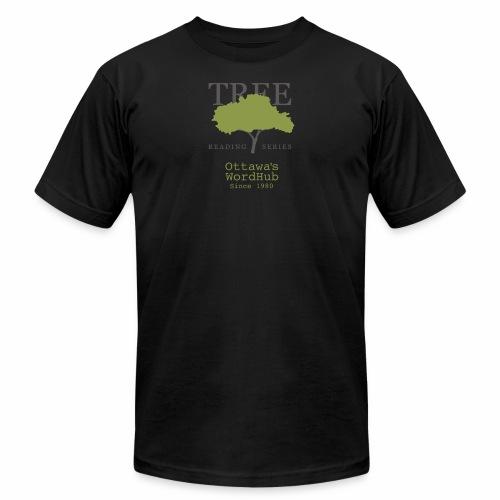 Tree Reading Swag - Men's Fine Jersey T-Shirt