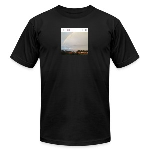 Catch Fever Maybe Single Cover - Men's T-Shirt by American Apparel