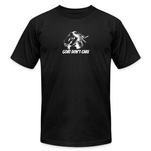 Vector Goat Farm Animal white 2 - Men's Fine Jersey T-Shirt
