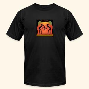 Africa - Men's Fine Jersey T-Shirt