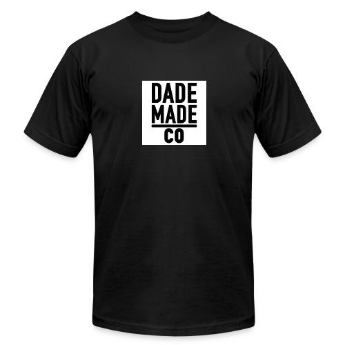 dademadelogo - Men's Fine Jersey T-Shirt