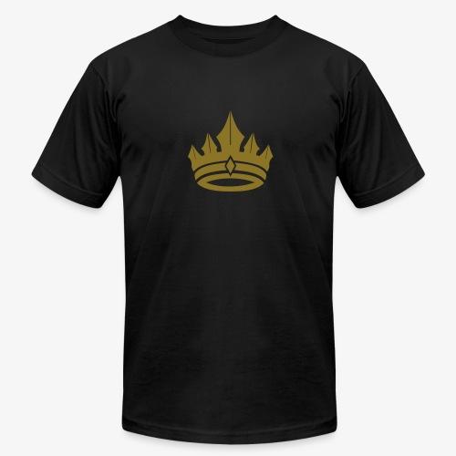 Only the Best - Logo - Men's Fine Jersey T-Shirt