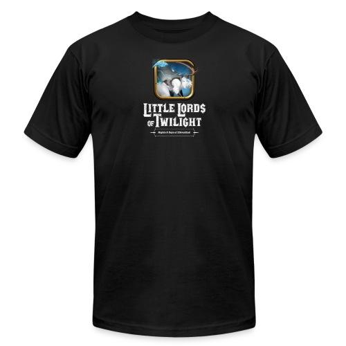 Little Lords of Twilight - White Beaver - Men's Fine Jersey T-Shirt