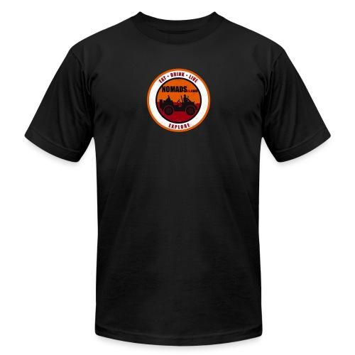 Nomads Logo - Men's Fine Jersey T-Shirt