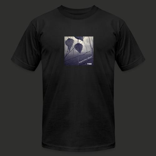yvng x yxng album cover tee - Men's Fine Jersey T-Shirt