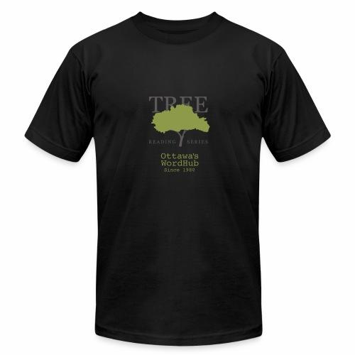 Tree Reading Swag - Men's  Jersey T-Shirt