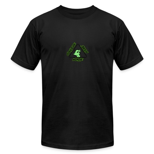 ATOMIC DOG GLOW - Men's Fine Jersey T-Shirt