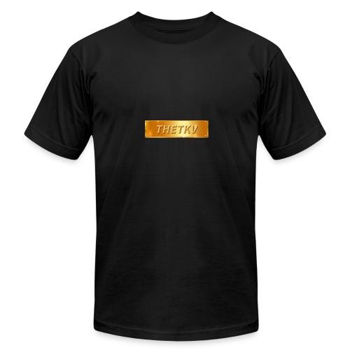 GOLD TKV BOGO - Men's Fine Jersey T-Shirt