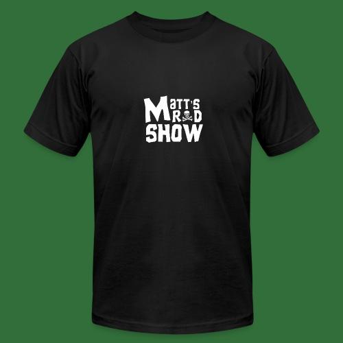 Matt's Rad Show Original Logo. - Men's  Jersey T-Shirt