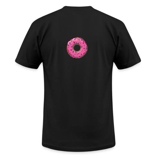 Simpsons Donut Shirts - Men's Fine Jersey T-Shirt