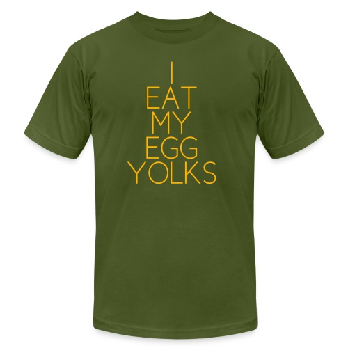 eggyolks - Unisex Jersey T-Shirt by Bella + Canvas