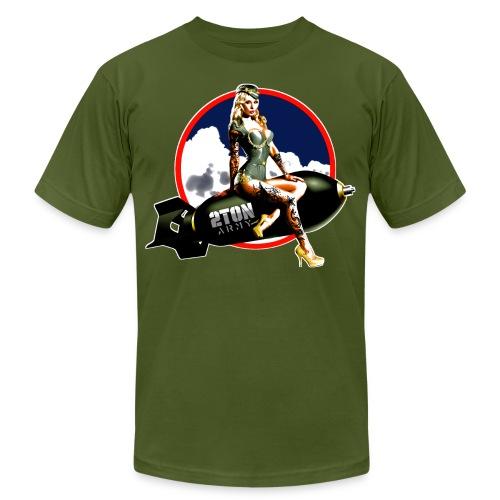 2tonarmy - Unisex Jersey T-Shirt by Bella + Canvas