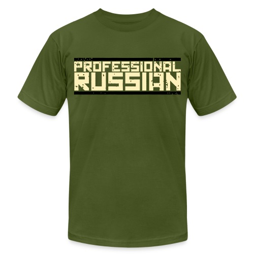 prorussian - Unisex Jersey T-Shirt by Bella + Canvas