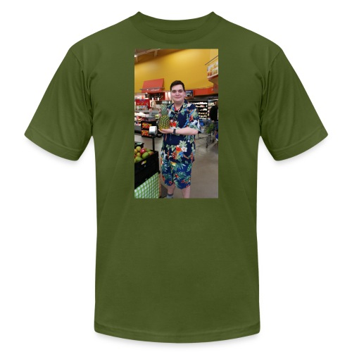 Pineapple Al - Men's  Jersey T-Shirt