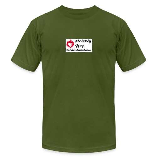 E Strictly Urs - Men's Jersey T-Shirt