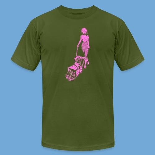 Roto-Hoe pink. - Men's  Jersey T-Shirt