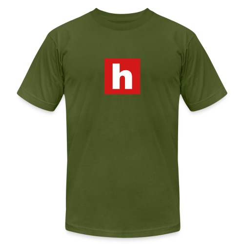 badge - Men's Jersey T-Shirt