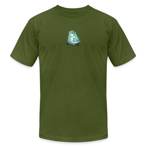 Summrrz Logo Transparent - Unisex Jersey T-Shirt by Bella + Canvas