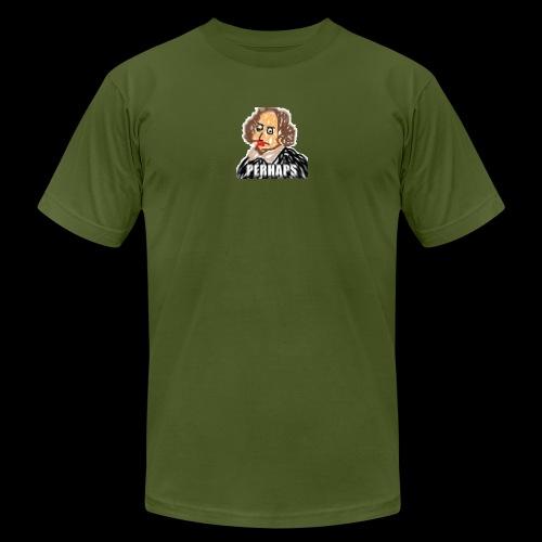 PERHAPS William Shitpostspeare - Unisex Jersey T-Shirt by Bella + Canvas