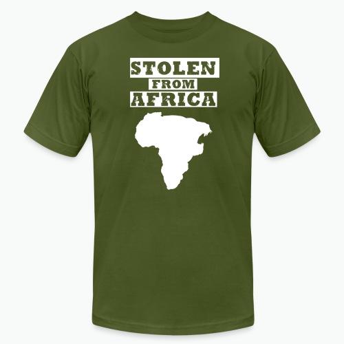 SFA LOGO WHITE - Men's Jersey T-Shirt