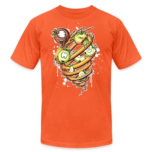 apfelstrudel - Unisex Jersey T-Shirt by Bella + Canvas