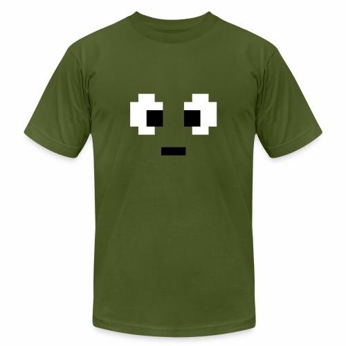 Face Logo Derpish - Men's  Jersey T-Shirt