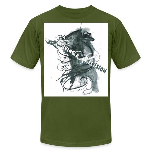 T Shirt Design jpg - Unisex Jersey T-Shirt by Bella + Canvas