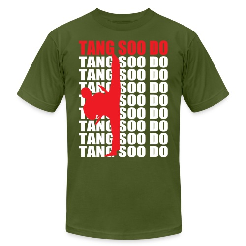 Tang Soo Do - Unisex Jersey T-Shirt by Bella + Canvas