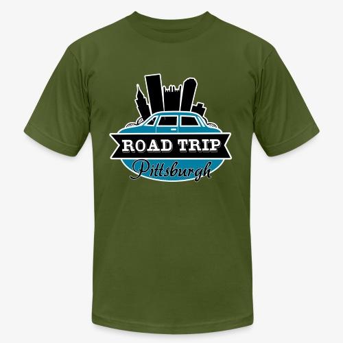 road trip - Men's  Jersey T-Shirt