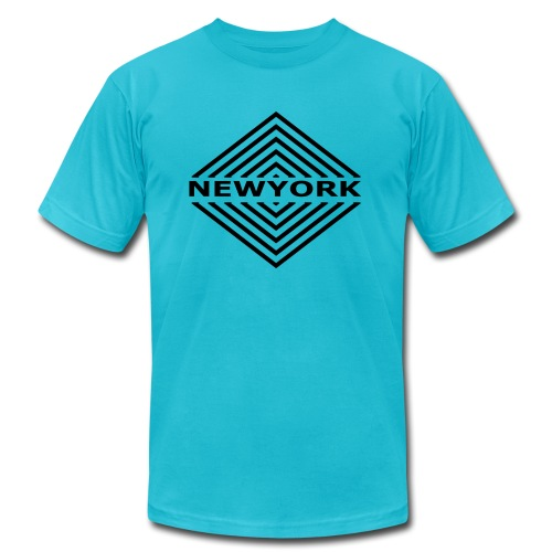 Newyork City by Design - Men's Jersey T-Shirt